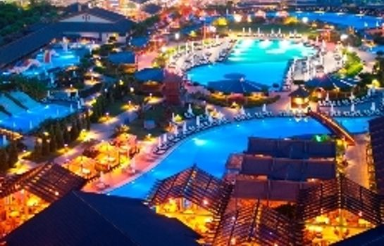 Limak Lara De Luxe Hotel Resort In Antalya Hotel De