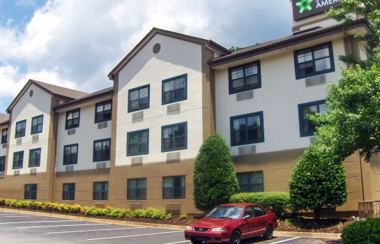 Vista exterior Extended Stay America Atlanta - Marietta - Windy Hill