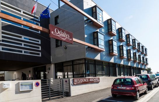 Photo Appart hotel Odalys Archipel Residence Hoteliere