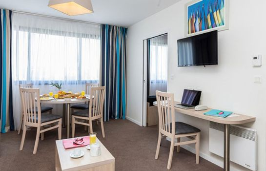 Chambre Appart hotel Odalys Archipel Residence Hoteliere