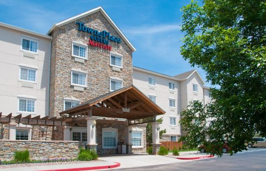 Außenansicht TownePlace Suites Colorado Springs South