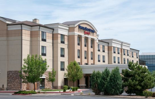 Außenansicht SpringHill Suites Colorado Springs South