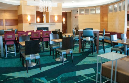 Hotelhalle SpringHill Suites Colorado Springs South