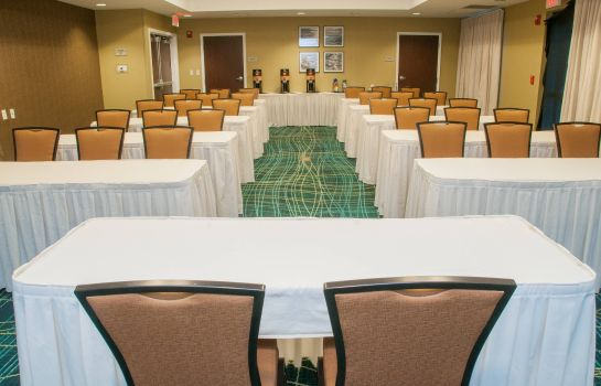 Conference room SpringHill Suites Colorado Springs South