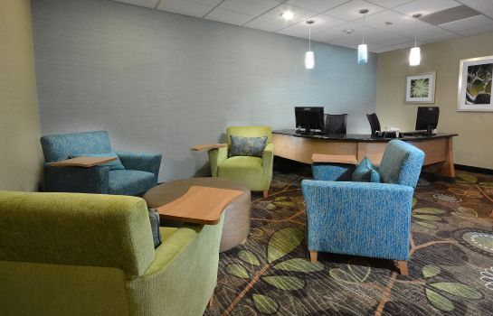 Hotelhalle Holiday Inn Express & Suites HIGH POINT SOUTH