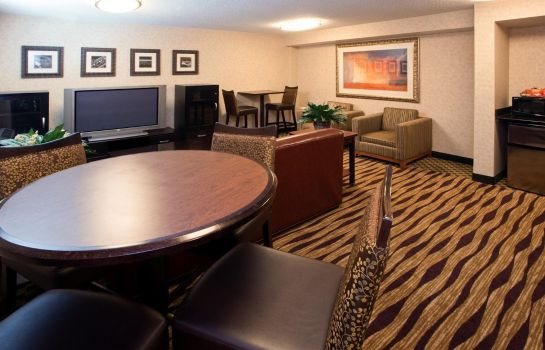 Hotel-Bar Holiday Inn Express BALTIMORE AT THE STADIUMS
