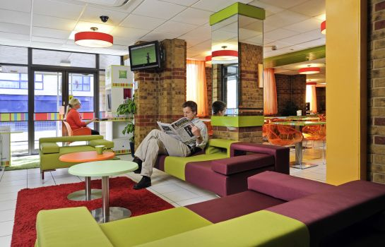 Empfang ibis Styles London Walthamstow