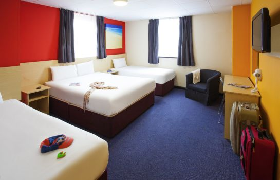 Camera a tre letti ibis Styles London Walthamstow