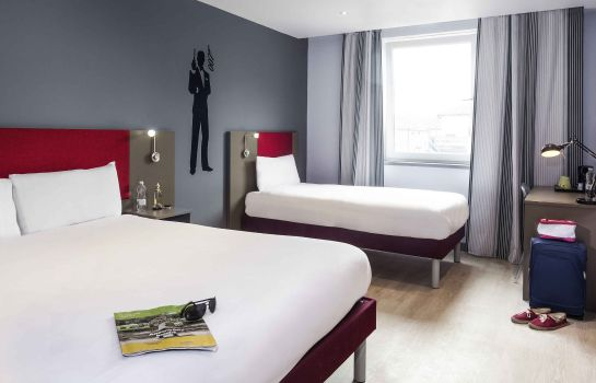 Zimmer ibis Styles London Walthamstow