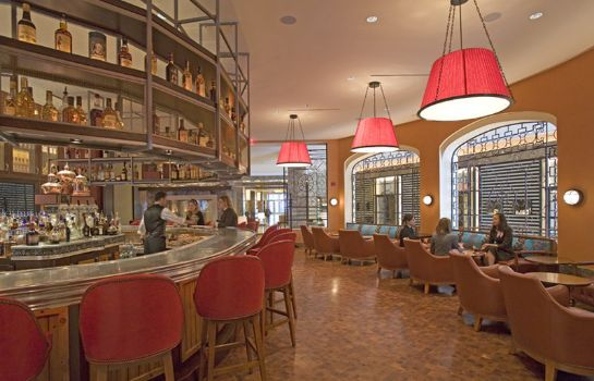 Hotel-Bar InterContinental BOSTON