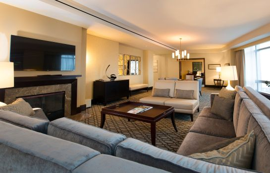 Suite InterContinental Hotels BOSTON
