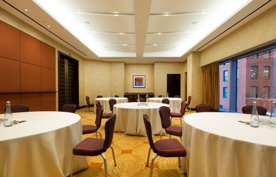 Conference room InterContinental Hotels BOSTON