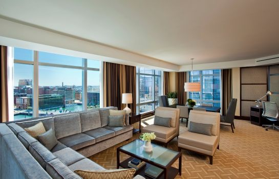Zimmer InterContinental BOSTON