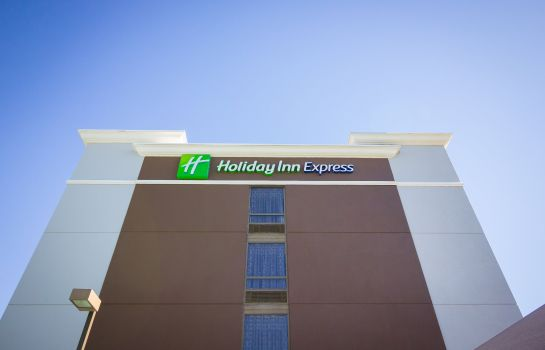 Vista esterna Holiday Inn Express & Suites AUSTIN AIRPORT