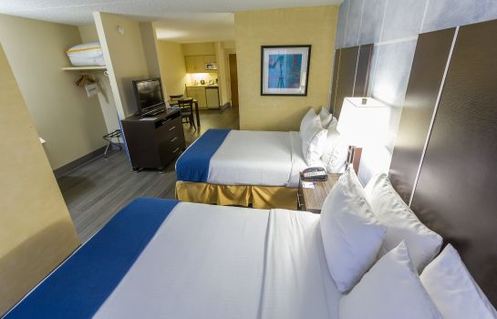Suite Holiday Inn Express & Suites AUSTIN AIRPORT