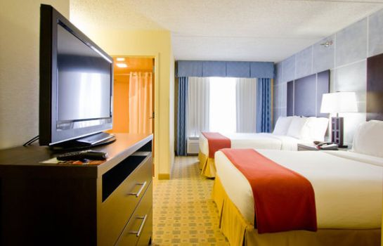 Kamers Holiday Inn Express & Suites AUSTIN AIRPORT
