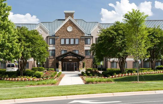 Außenansicht Staybridge Suites CHARLOTTE BALLANTYNE