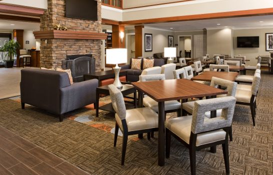 Lobby Staybridge Suites CHARLOTTE BALLANTYNE