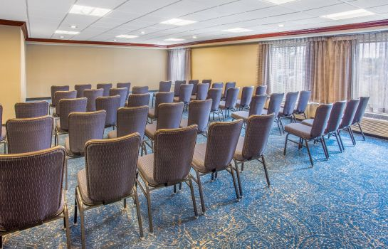 Conference room Crowne Plaza COLUMBUS - DUBLIN OHIO