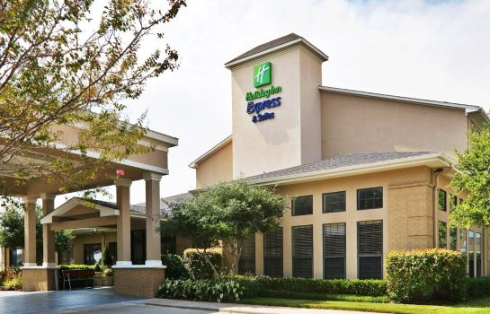 Außenansicht Holiday Inn Express & Suites DALLAS/STEMMONS FWY(I-35 E)