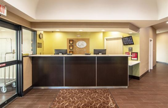 Hotelhalle Comfort Suites NW Dallas Near Love Field