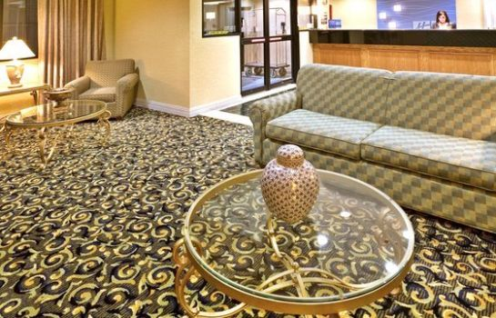 Hotelhalle Holiday Inn Express & Suites DALLAS/STEMMONS FWY(I-35 E)