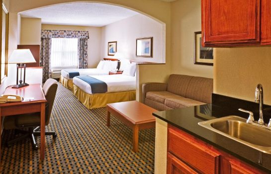 Zimmer Holiday Inn Express & Suites DALLAS/STEMMONS FWY(I-35 E)