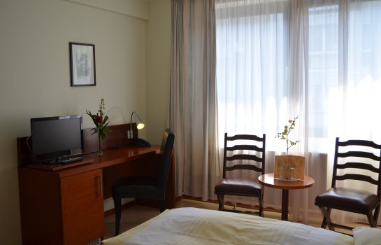 Double room (standard) City Hotel