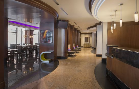Hol hotelowy Residence Inn Toronto Downtown/Entertainment District