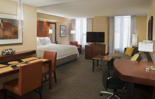 Suite Residence Inn Toronto Downtown/Entertainment District