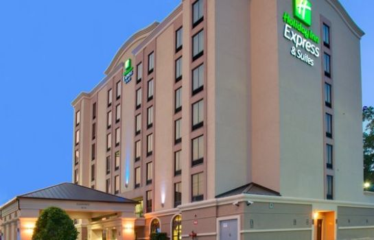 Außenansicht Holiday Inn Express & Suites HOUSTON - MEMORIAL PARK AREA