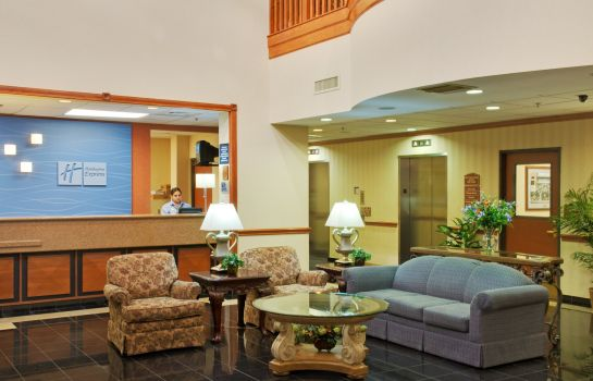 Hotelhalle Holiday Inn Express & Suites HOUSTON - MEMORIAL PARK AREA