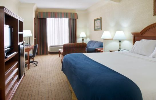 Zimmer Holiday Inn Express & Suites HOUSTON - MEMORIAL PARK AREA