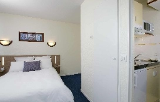chambre standard Appart City Caen Residence Hoteliere