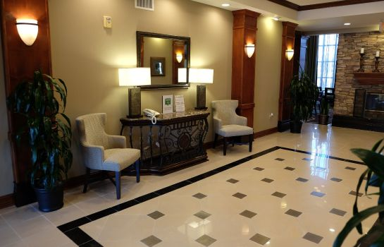Vestíbulo del hotel Staybridge Suites IRVINE EAST/LAKE FOREST