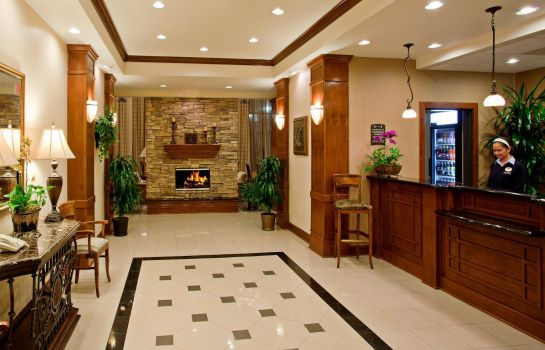 Hall de l'hôtel Staybridge Suites IRVINE EAST/LAKE FOREST