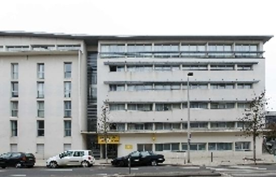Exterior view Appart City Le Mans Novaxis Residence Hoteliere