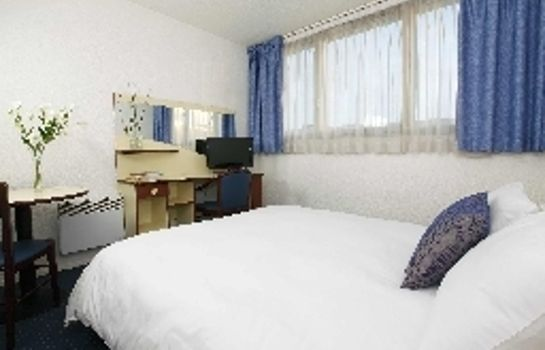 Standard room Appart City Le Mans Novaxis Residence Hoteliere