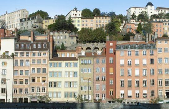 Appart Hotel Garibaldi Lyon
