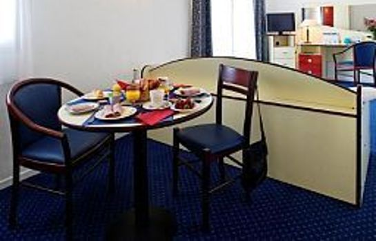 Junior-suite Appart City Nancy Residence Hoteliere