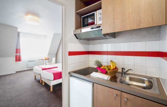 Doppelzimmer Standard APPART'CITY PARIS LA VILLETTE
