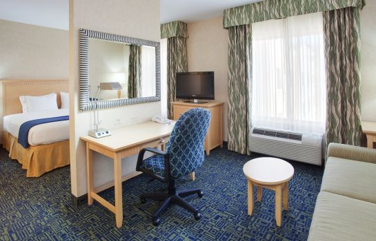 Suite Holiday Inn Express & Suites SACRAMENTO AIRPORT NATOMAS