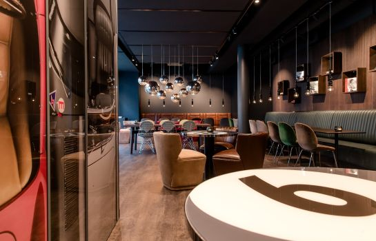Innenansicht Motel One Eastside
