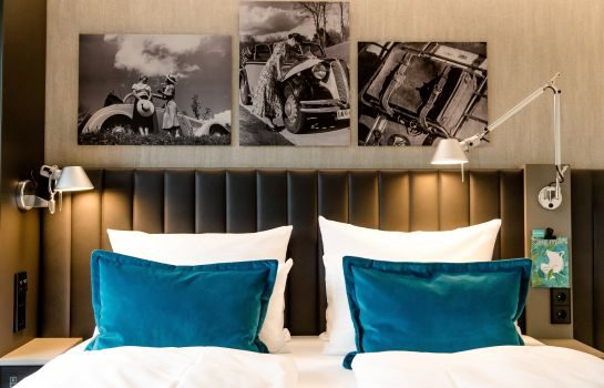 Einzelzimmer Standard Motel One Eastside