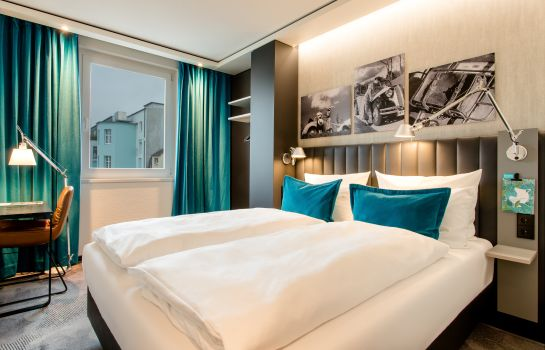 Doppelzimmer Standard Motel One Eastside