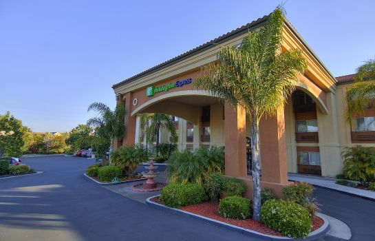 Exterior view Holiday Inn Express TEMECULA