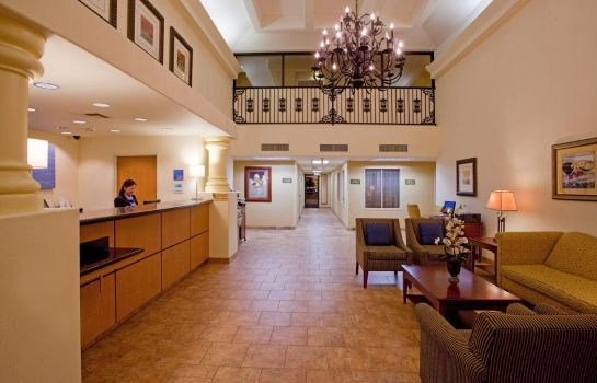 Lobby Holiday Inn Express TEMECULA