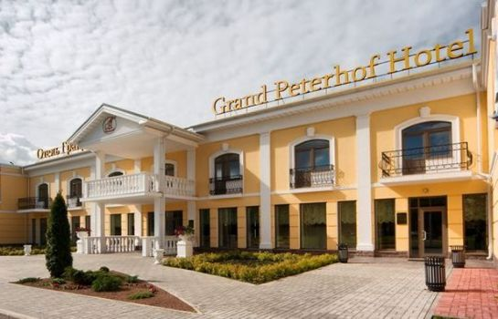 Exterior view Grand Peterhof SPA