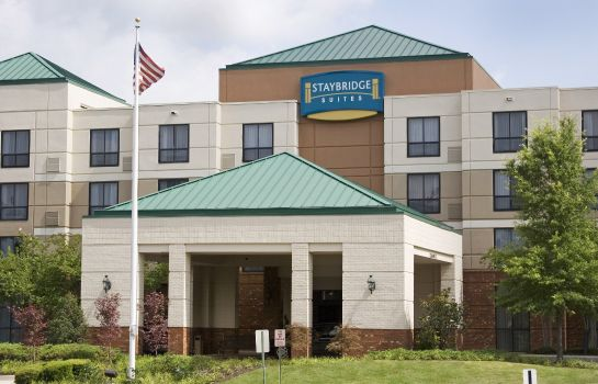 Außenansicht Staybridge Suites MEMPHIS-POPLAR AVE EAST