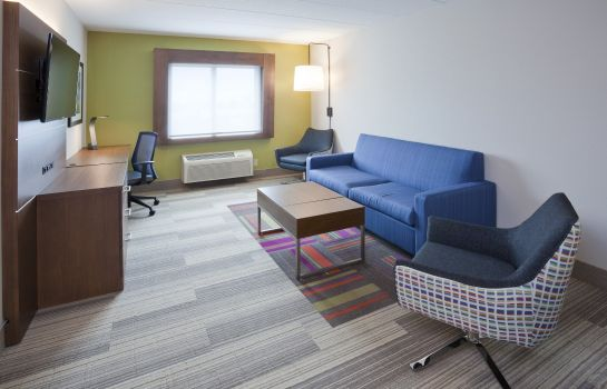 Kamers Holiday Inn Express ROSEVILLE-ST. PAUL